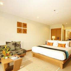Отель The Heritage Pattaya Beach Resort 4* Номер Делюкс с различными типами кроватей фото 4