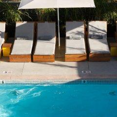 Отель The Line США, Лос-Анджелес - отзывы, цены и фото номеров - забронировать отель The Line онлайн бассейн фото 2