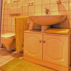 Отель am Großen Garten Dresden Германия, Дрезден - отзывы, цены и фото номеров - забронировать отель am Großen Garten Dresden онлайн ванная