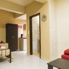 Апартаменты Zografos Apartment's - Old Town комната для гостей фото 4