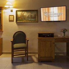 Hotel Westfalenhaus 3* Улучшенные апартаменты с различными типами кроватей фото 17