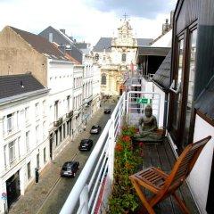 Hotel Welcome балкон
