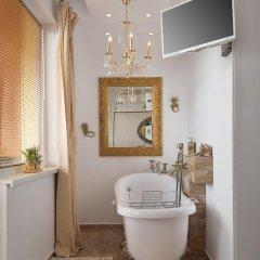 Отель Penthouse Suites Gold ванная фото 2