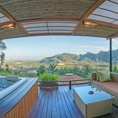 Отель Aonang Fiore Resort 4* Номер Делюкс с различными типами кроватей фото 16