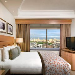 Отель London Hilton on Park Lane 5* Представительский номер с различными типами кроватей фото 3