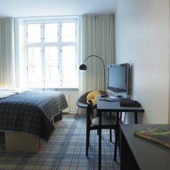 Отель Ibsens Hotel Дания, Копенгаген - отзывы, цены и фото номеров - забронировать отель Ibsens Hotel онлайн удобства в номере