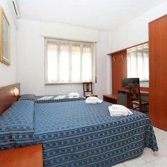 Отель Albergo Athena 3* Стандартный номер с различными типами кроватей фото 9