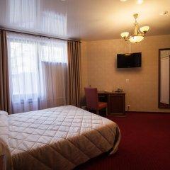 Hotel Baryshnya 4* Стандартный номер с различными типами кроватей фото 11