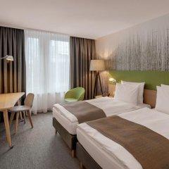 Отель Holiday Inn Frankfurt - Alte Oper 4* Стандартный номер с различными типами кроватей фото 8