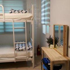 Отель Stay Now Guest House Hongdae Стандартный номер с различными типами кроватей фото 10