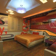 Haeundae Grimm Hotel 2* Стандартный номер с различными типами кроватей фото 12