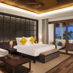 Отель Banana Island Resort Doha By Anantara 5* Номер Премьер с различными типами кроватей фото 3