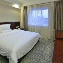 Paco Business Hotel Jiangtai Metro Station Branch 3* Номер Делюкс с различными типами кроватей фото 4