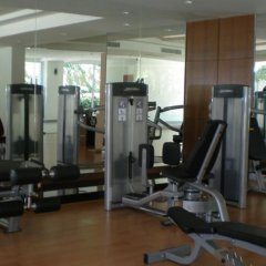 Отель The Heritage Pattaya Beach Resort фитнесс-зал