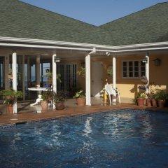 Отель Polkerris Bed & Breakfast Ямайка, Монтего-Бей - отзывы, цены и фото номеров - забронировать отель Polkerris Bed & Breakfast онлайн бассейн