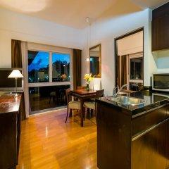 Апартаменты RCG Suites Pattaya Serviced Apartment Стандартный номер с различными типами кроватей фото 11