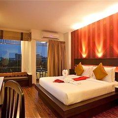 Отель Suvarnabhumi Suite 4* Улучшенный номер фото 2