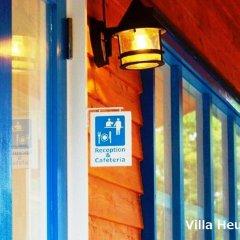 Отель Villa Heureux Якусима сауна