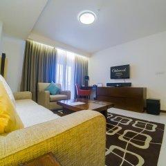 Отель Oakwood Residence Sukhumvit Thonglor 4* Студия Делюкс фото 8