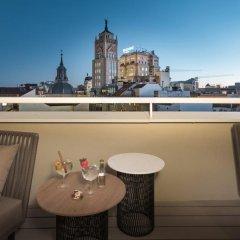 Отель Catalonia Gran Via 4* Люкс с различными типами кроватей фото 8