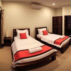 Отель Bale Sampan Bungalows 3* Стандартный номер с 2 отдельными кроватями фото 4