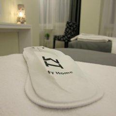Отель My Home Garden 3* Улучшенный номер с различными типами кроватей фото 6