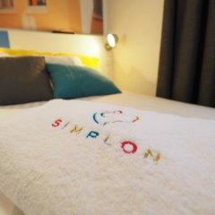 Отель Hôtel du Simplon Франция, Лион - отзывы, цены и фото номеров - забронировать отель Hôtel du Simplon онлайн комната для гостей фото 2