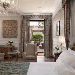 Baglioni Hotel Carlton 5* Люкс Делюкс с двуспальной кроватью фото 3