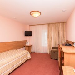 Амакс Премьер Отель Номер Эконом разные типы кроватей фото 10