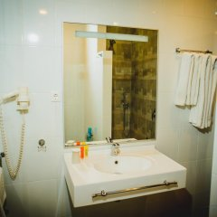 Гостиница Вилла Атмосфера 4* Стандартный номер с двуспальной кроватью фото 6