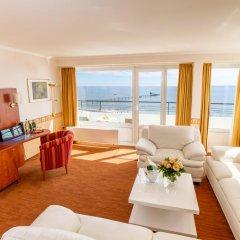Отель Carat Golf & Sporthotel 4* Улучшенный люкс с различными типами кроватей
