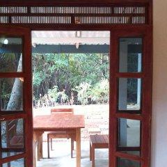 Отель Lagoon Villa Beruwala Шри-Ланка, Берувела - отзывы, цены и фото номеров - забронировать отель Lagoon Villa Beruwala онлайн балкон