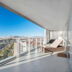 Апартаменты Rent Top Apartments Beach-Diagonal Mar Улучшенные апартаменты фото 12