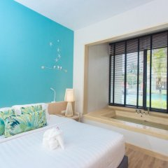 Отель Mai Khao Lak Beach Resort & Spa 4* Люкс повышенной комфортности с различными типами кроватей фото 8