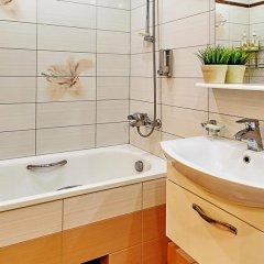 Гостиница Apartament Volga River в Саратове отзывы, цены и фото номеров - забронировать гостиницу Apartament Volga River онлайн Саратов ванная фото 2