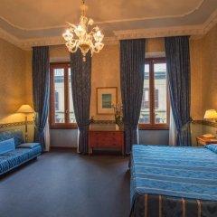 Strozzi Palace Hotel 4* Стандартный номер с различными типами кроватей фото 3