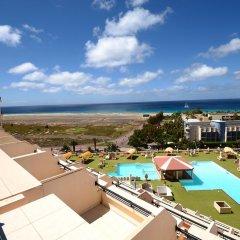 Отель Apartamentos Palm Garden балкон