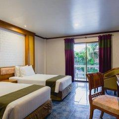 Отель Thanthip Beach Resort 3* Улучшенный номер с различными типами кроватей фото 3