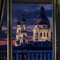 Отель Ritz Carlton Budapest Будапешт балкон