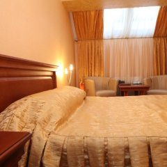 Олимп Отель 4* Стандартный номер с двуспальной кроватью