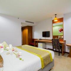 Отель The Win Pattaya 4* Стандартный номер с двуспальной кроватью фото 6