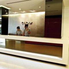 Trinity Silom Hotel интерьер отеля