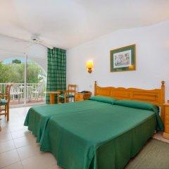 Club Hotel Tropicana Mallorca - All Inclusive 3* Стандартный номер с различными типами кроватей