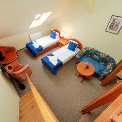 Hotel GEO 3* Стандартный номер с различными типами кроватей фото 13