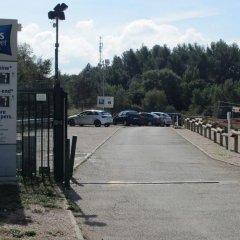 Отель ibis budget Aix en Provence Est Le Canet парковка