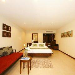 Отель The Heritage Pattaya Beach Resort 4* Номер Делюкс с различными типами кроватей фото 21