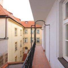 Апартаменты Tomasska Apartments балкон