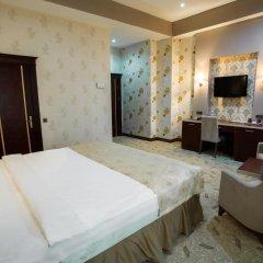 Grand Hotel 4* Стандартный номер с двуспальной кроватью фото 9