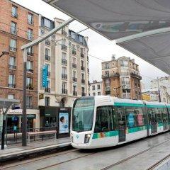 Отель Hipotel Paris Printania Maraîchers городской автобус