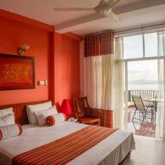 Отель Villa Baywatch Rumassala 3* Улучшенный номер с различными типами кроватей фото 2